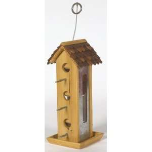 each Perky Pet Tin Jay Wood Bird Feeder (50171)