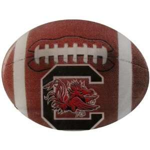 NCAA South Carolina Gamecocks Double Back Football Pin