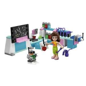 LEGO Friends Olivias Inventors Workshop 3933 Toys