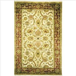 Safavieh Rugs Dynasty Collection DY254A 210 Ivory/Red 26