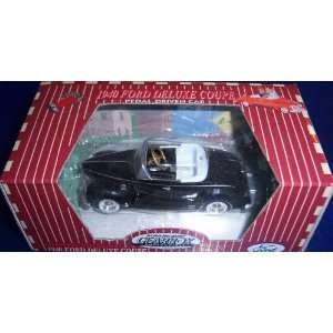 1940 Ford Deluxe Coupe Model Petal Driven Car Toys