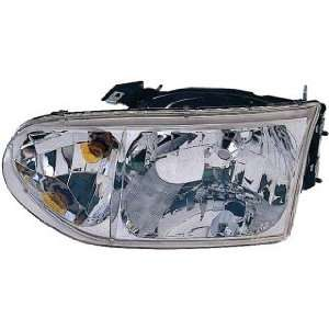 QP F0438 b Nissan Quest Driver Lamp Assembly Headlight