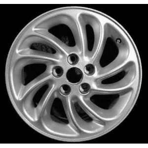 95 LINCOLN MARK VIII ALLOY WHEEL RH RIM 16 INCH, Diameter 16, Width 7