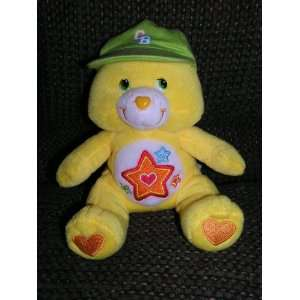 Care Bears 8 Plush Superstar Bear Bean Bag Doll with
