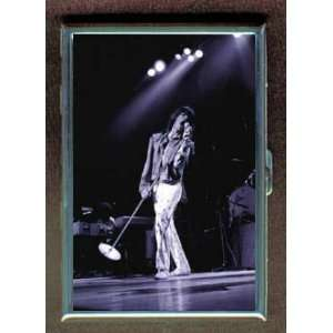 MICK JAGGER ROLLING STONES PHOTO ID CIGARETTE CASE