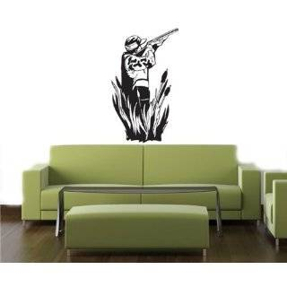 HUNTING DOG DEER DUCK Wall MURAL Vinyl Decal Sticker 13
