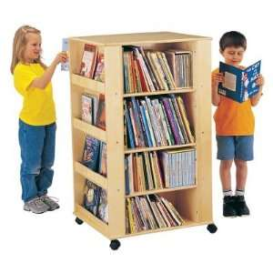 Jonti Craft Kydz Media Tower Bookcase