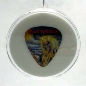 Iron Maiden Eddie Killers Guitar Pick With MADE IN USA
