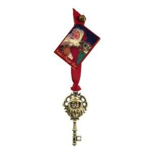 Grasslands Road Santas Magic Key Ornament Keepsake with
