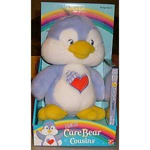 13 Care Bears   Cozy Heart Penguin Plush DVD Combo Toys & Games