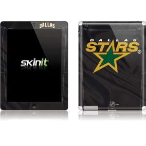 Dallas Stars Home Jersey skin for Apple iPad 2