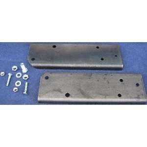 87 96 DODGE DAKOTA STEP BUMPER MOUNT KIT TRUCK, For diamond type