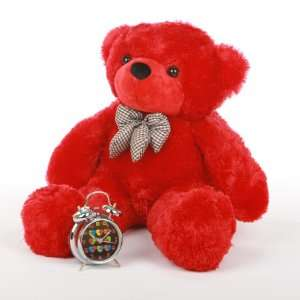 Super Soft & Huggable, Giant Teddy red plush teddy bear Toys & Games