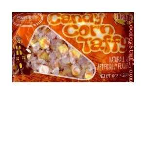 Halloween Candy Corn Taffy, 14oz Bag