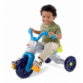 Fisher Price Harley Davidson Motorcycles Tough Trike Toys