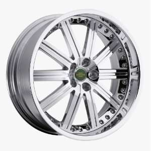 20x9.5 Redbourne Baron (Chrome) Wheels/Rims 5x120 (2095RBA325120C72)