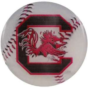 South Carolina Gamecocks Double Back Baseball Pin