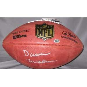 Darren McFadden Oakland Raiders NFL Hand Signed Official