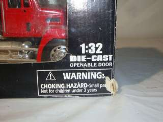 New Ray Mack Truck 132 Scale Die Cast Openable Door