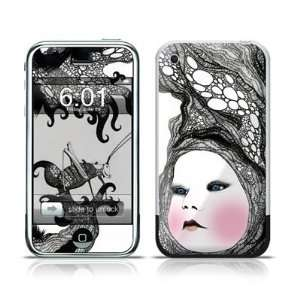 Garden Design Protective Skin Decal Sticker for Apple