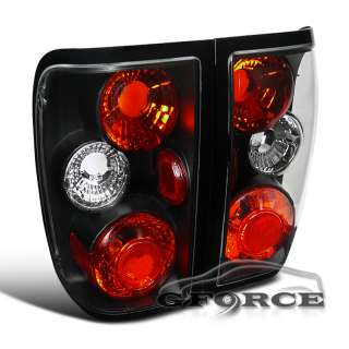 1993 1997 FORD RANGER BLACK TAIL LIGHTS 1994 1995 1996