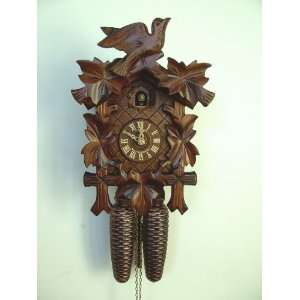 Black Forest Cuckoo Clock 8 Day Traditional Mechanical Cuckoo Clock by