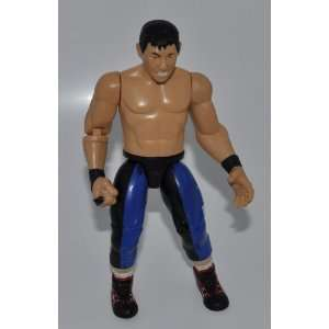 Taka (with Arm Motion) 1998 JAKKS Pacific Inc. WWE WWF Wrestler Action