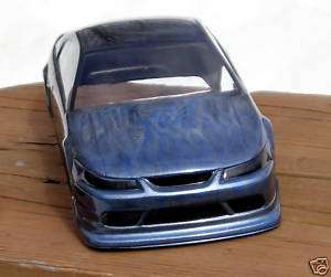 Custom Painted HPI Ford Mustang Cobra Micro RS4 body 18