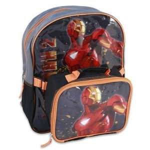 Iron Man Backpack  Toys & Games