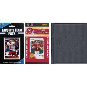 NFL Kansas City Chiefs Licensed 2010 Score Team Set and