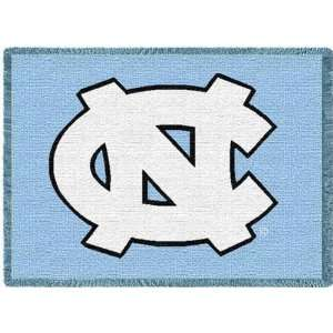 UNC University of North Carolina Baby Blanket Throw 35x48