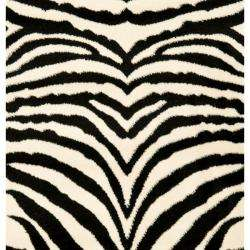 Collection Zebra Black/ White Runner (23 x 12)