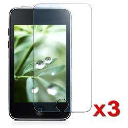 Anti glare Screen Protector for Apple iPod Touch 2nd/ 3rd Gen (Pack of