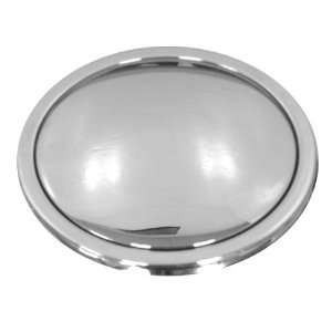 94 Chevy/GM Smooth Chrome Aluminum Steering Wheel Horn Button   9 Hole