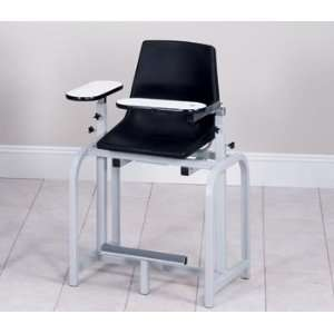 CLINTON VALUE SERIES BLOOD DRAWING CHAIRS Xtra tall w/ plastic seat