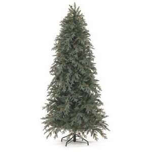 9 Evergreen Unlit Christmas Tree Mixed Pine Cones