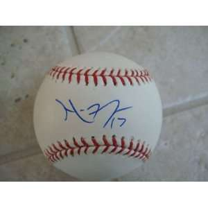 Mike Fontenot San Francisco Giants Signed Official Ball