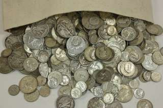00 Face Value Not Really Junk 90% Silver Coins Half Dollar Included