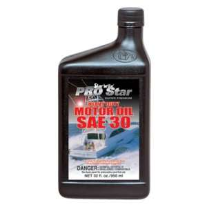 Star Brite SAE 30 Pro Super Premium Heavy Duty Motor Oil