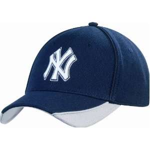 MLB New York Yankees Youth Road Batting Practice Cap (Navy
