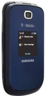 Samsung SGH T259 Blue T Mobile New in Box