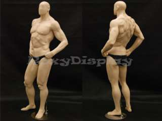 Mannequin Manequin Manikin Dress form Display Muscle MD MANF