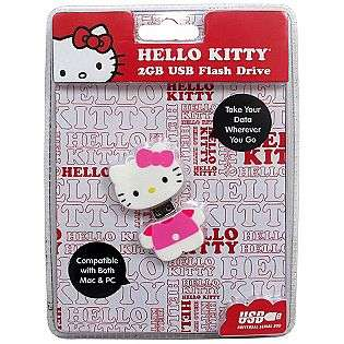 2GB USB Flash Drive  Hello Kitty Computers & Electronics Drives