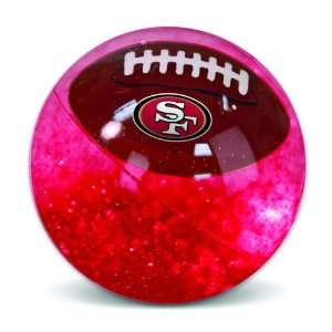 Pack of 3 NFL San Francisco 49ers Light Up Football Super