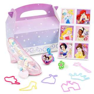 DISNEY PRINCESS DREAMS PARTY FAVOR BOX BIRTHDAY TREAT