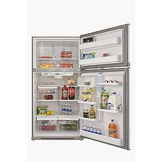 Steel  Kenmore Appliances Refrigerators Top Freezer Refrigerators