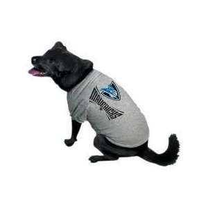 Dallas Mavericks pet dog NBA sports tee shirt SM 7 17lbs