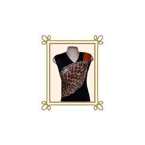 JessicaREG Tan/Brown Leopard Print wDark Orange Reverse REG Baby