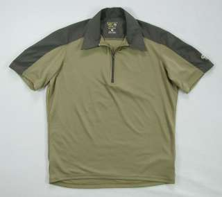 MOUNTAIN HARDWEAR MENS S SUPER WICKED POLO GOLF SHIRT S/S