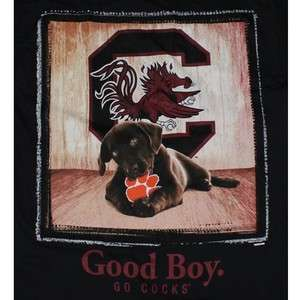 South Carolina Gamecock T Shirts   Mans Best Friend   Good Boy